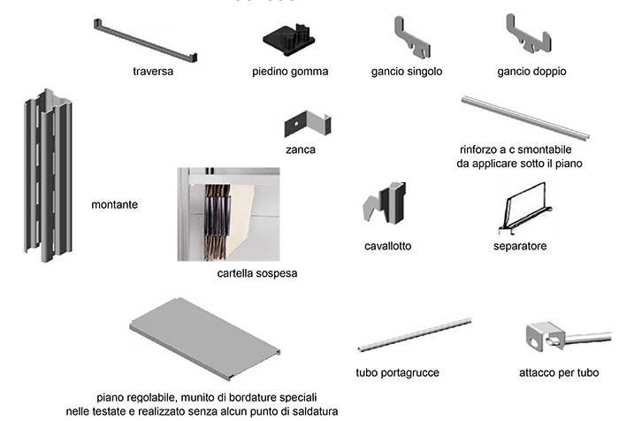 immagine-accessori-scaffale-verniciato-gancio